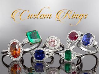 Custom Rings Gallery