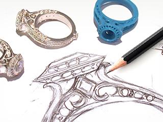 Custom Ring Gallery