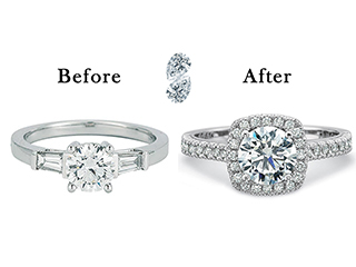 Ring Gallery Before and After